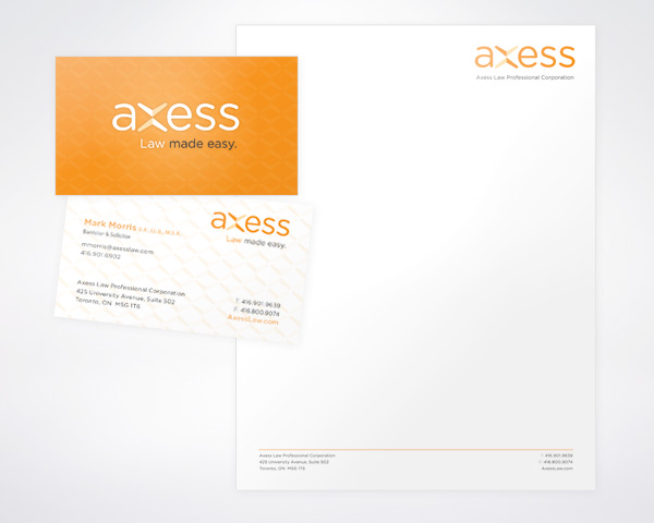 AxessLaw_stationary