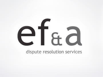 ef&a dispute resolution services