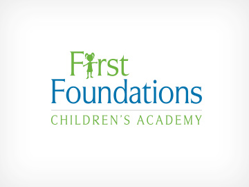 First Foundations Children's Academy<br>identity and website design