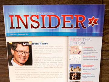 Insider Quarterly Report