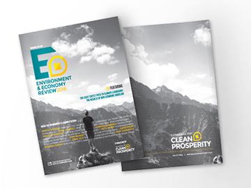 Environment & Economic Review | CCP Magazine